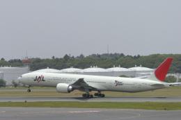 senyoさんが、成田国際空港で撮影した日本航空 777-346/ERの航空フォト(飛行機 写真・画像)