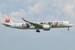 Tomo-Papaさんが、羽田空港で撮影した日本航空 A350-941の航空フォト(飛行機 写真・画像)