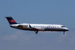 元青森人さんが、仙台空港で撮影したアイベックスエアラインズ CL-600-2B19 Regional Jet CRJ-200ERの航空フォト(飛行機 写真・画像)