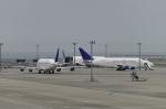 にゃんさんが、中部国際空港で撮影したボーイング 747-409(LCF) Dreamlifterの航空フォト(飛行機 写真・画像)