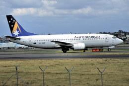 パール大山さんが、シドニー国際空港で撮影したアンセット・エアラインズ 737-277/Advの航空フォト(飛行機 写真・画像)