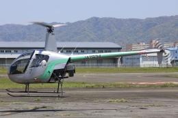 Hii82さんが、八尾空港で撮影したセコインターナショナル R22 Betaの航空フォト(飛行機 写真・画像)