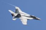 misaoiさんが、厚木飛行場で撮影したアメリカ海軍 CF-18A Hornet(CF-188A)の航空フォト(飛行機 写真・画像)