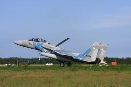 F-4さんが、茨城空港で撮影した航空自衛隊 F-15DJ Eagleの航空フォト(飛行機 写真・画像)