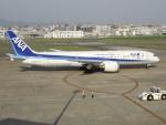 Blue605Aさんが、福岡空港で撮影した全日空 787-9の航空フォト(飛行機 写真・画像)