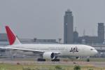 senyoさんが、成田国際空港で撮影した日本航空 777-246/ERの航空フォト(飛行機 写真・画像)