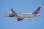 ちゃぽんさんが、関西国際空港で撮影した吉祥航空 A320-214の航空フォト(飛行機 写真・画像)