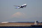 NANASE UNITED®さんが、羽田空港で撮影した全日空 787-9の航空フォト(飛行機 写真・画像)
