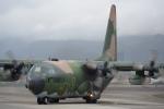 JA8037さんが、台北松山空港で撮影した中華民国空軍 C-130H Herculesの航空フォト(飛行機 写真・画像)