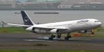 tkosadaさんが、羽田空港で撮影したルフトハンザドイツ航空 A340-313Xの航空フォト(飛行機 写真・画像)