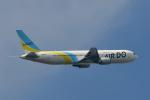 wisさんが、羽田空港で撮影したAIR DO 767-33A/ERの航空フォト(飛行機 写真・画像)