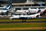 まいけるさんが、シドニー国際空港で撮影したリージョナル・エクスプレス 340Bの航空フォト(飛行機 写真・画像)