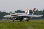 多摩川崎2Kさんが、厚木飛行場で撮影したアメリカ海兵隊 F/A-18C Hornetの航空フォト(飛行機 写真・画像)