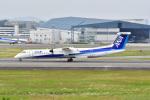 @たかひろさんが、伊丹空港で撮影したANAウイングス DHC-8-402Q Dash 8の航空フォト(飛行機 写真・画像)