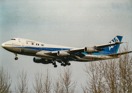 rokko2000さんが、伊丹空港で撮影した全日空 747SR-81の航空フォト(飛行機 写真・画像)