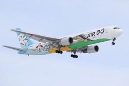 hanatomo735さんが、新千歳空港で撮影したAIR DO 767-381の航空フォト(飛行機 写真・画像)