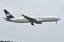 Izumixさんが、成田国際空港で撮影したカーゴジェット・エアウェイズ 767-323/ER(BDSF)の航空フォト(飛行機 写真・画像)
