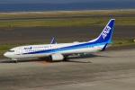 Wasawasa-isaoさんが、中部国際空港で撮影した全日空 737-881の航空フォト(飛行機 写真・画像)