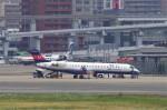 mild lifeさんが、伊丹空港で撮影したアイベックスエアラインズ CL-600-2C10 Regional Jet CRJ-702ERの航空フォト(飛行機 写真・画像)