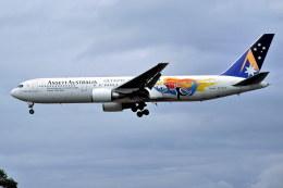 パール大山さんが、シドニー国際空港で撮影したアンセット・オーストラリア航空 767-324/ERの航空フォト(飛行機 写真・画像)