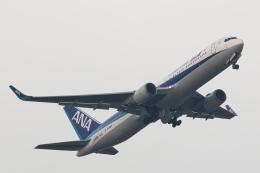 SGR RT 改さんが、羽田空港で撮影した全日空 767-381/ERの航空フォト(飛行機 写真・画像)