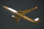 木人さんが、成田国際空港で撮影したカタール航空 A350-941の航空フォト(飛行機 写真・画像)