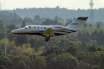 こうきさんが、成田国際空港で撮影したジャプコン 525 Citation M2の航空フォト(飛行機 写真・画像)