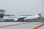 SGR RT 改さんが、羽田空港で撮影した日本航空 777-289の航空フォト(飛行機 写真・画像)