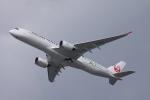Mr.boneさんが、那覇空港で撮影した日本航空 A350-941の航空フォト(飛行機 写真・画像)