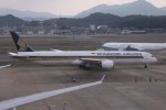 Mr.boneさんが、福岡空港で撮影したシンガポール航空 787-10の航空フォト(飛行機 写真・画像)
