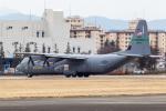 ファントム無礼さんが、横田基地で撮影したアメリカ空軍 C-130J-30 Herculesの航空フォト(飛行機 写真・画像)