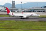 Gambardierさんが、高松空港で撮影したJALエクスプレス 737-846の航空フォト(飛行機 写真・画像)