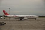 JA8037さんが、台湾桃園国際空港で撮影したトランスアジア航空 A330-343Xの航空フォト(飛行機 写真・画像)