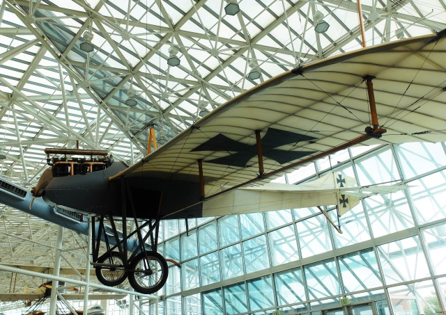Smyth Newmanさんが、ミュージアムオブフライトで撮影したドイツ空軍の航空フォト(飛行機 写真・画像)