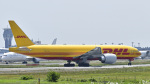 パンダさんが、成田国際空港で撮影したDHL 777-FZNの航空フォト(飛行機 写真・画像)
