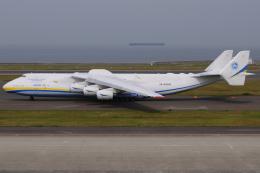 きんめいさんが、中部国際空港で撮影したアントノフ・エアラインズ An-225 Mriyaの航空フォト(飛行機 写真・画像)