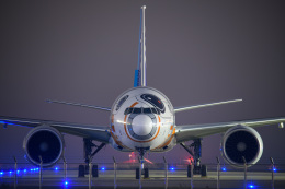 kuraykiさんが、羽田空港で撮影した全日空 777-381/ERの航空フォト(飛行機 写真・画像)