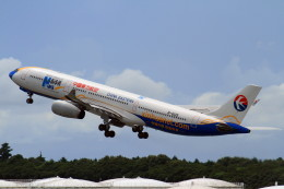 shibu03さんが、成田国際空港で撮影した中国東方航空 A330-343Xの航空フォト(飛行機 写真・画像)