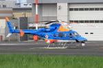 walker2000さんが、東京ヘリポートで撮影した朝日航洋 430の航空フォト(飛行機 写真・画像)