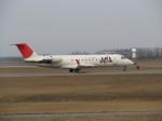 kahluamilkさんが、新潟空港で撮影したジェイ・エア CL-600-2B19 Regional Jet CRJ-200ERの航空フォト(飛行機 写真・画像)