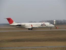 kahluamilkさんが、新潟空港で撮影したジェイエア CL-600-2B19 Regional Jet CRJ-200ERの航空フォト(飛行機 写真・画像)