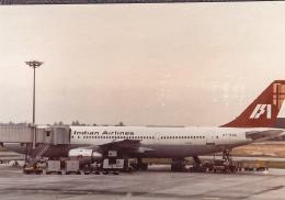 rokko2000さんが、シンガポール・チャンギ国際空港で撮影したインディアン航空 A300B4-203の航空フォト(飛行機 写真・画像)