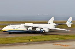 SKY TEAM B-6053さんが、中部国際空港で撮影したアントノフ・エアラインズ An-225 Mriyaの航空フォト(飛行機 写真・画像)