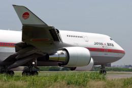KEEBIRDさんが、名古屋飛行場で撮影した航空自衛隊 747-47Cの航空フォト(飛行機 写真・画像)
