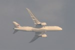 BOEING737MAX-8さんが、自宅から撮影で撮影した日本航空 787-8 Dreamlinerの航空フォト(飛行機 写真・画像)