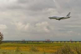 Airliners Freakさんが、バンクーバー国際空港で撮影したエア・ノース 737-48Eの航空フォト(飛行機 写真・画像)