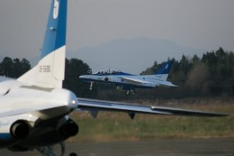 Smyth Newmanさんが、茨城空港で撮影した航空自衛隊 T-4の航空フォト(飛行機 写真・画像)