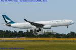 Chofu Spotter Ariaさんが、成田国際空港で撮影したキャセイパシフィック航空 A330-343Xの航空フォト(飛行機 写真・画像)