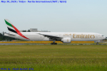 Chofu Spotter Ariaさんが、成田国際空港で撮影したエミレーツ航空 777-31H/ERの航空フォト(飛行機 写真・画像)