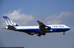 shibu03さんが、成田国際空港で撮影したユナイテッド航空 747-451の航空フォト(飛行機 写真・画像)